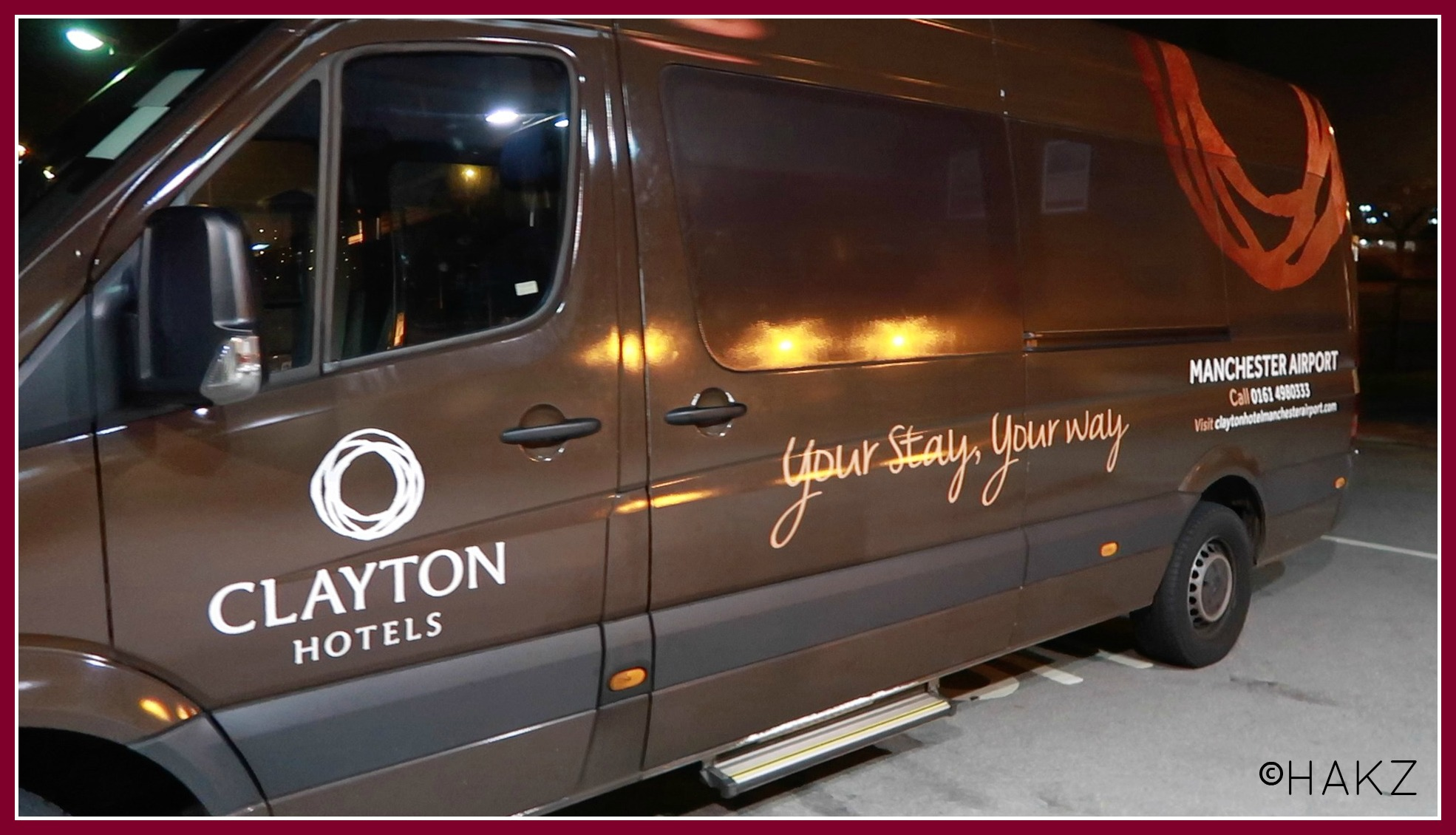 Manchester Airport hotel and parking: Clayton Hotel Manchester Airport terminal transfers