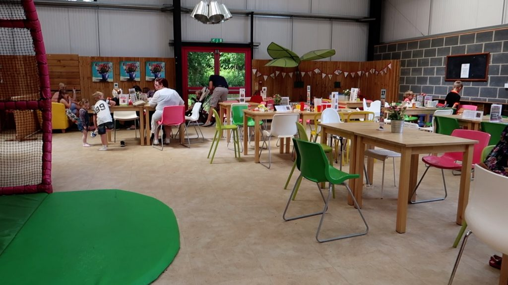 Things to do in Lincolnshire | The Pink Pig Farm, Holme near Scunthorpe play area
