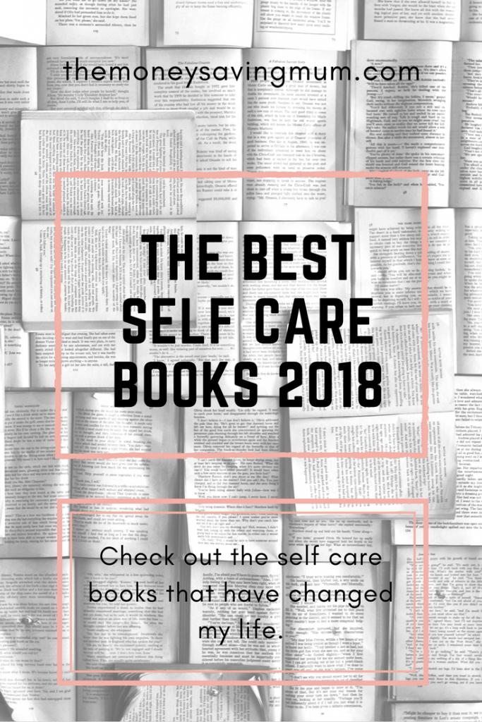 self-care-books
