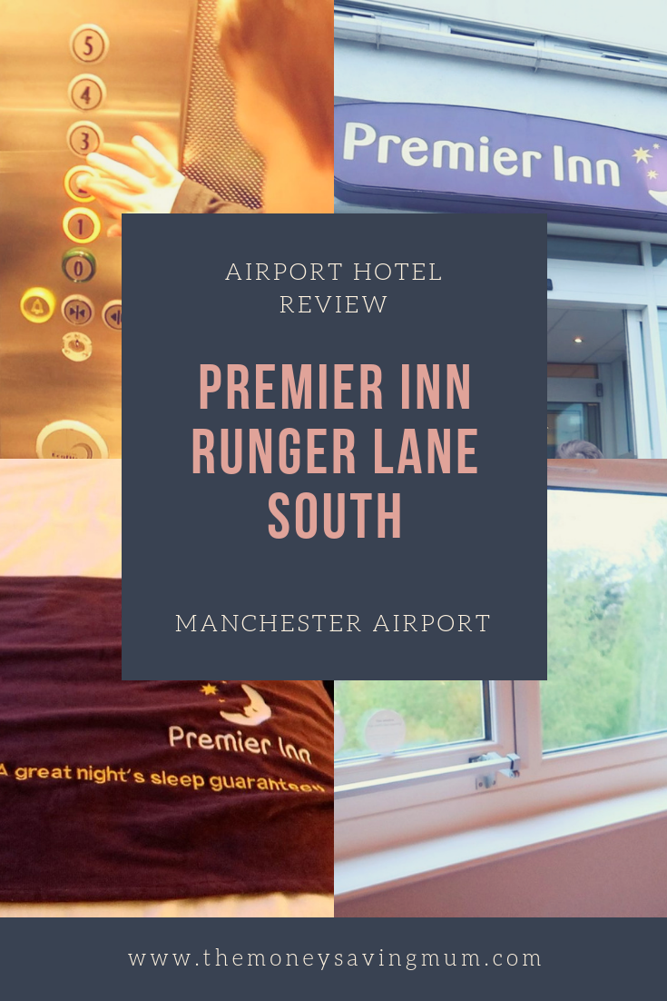 Premier Inn Manchester Airport Runger Lane South