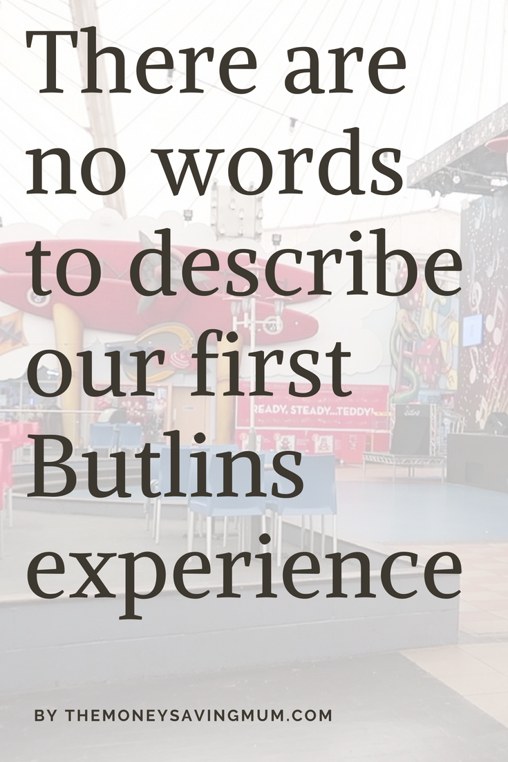 There are no words to describe our first Butlins experience.... Rhinos Challenge