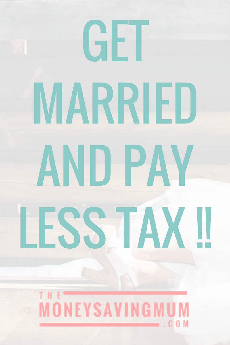 Who knew getting married could save you money..?