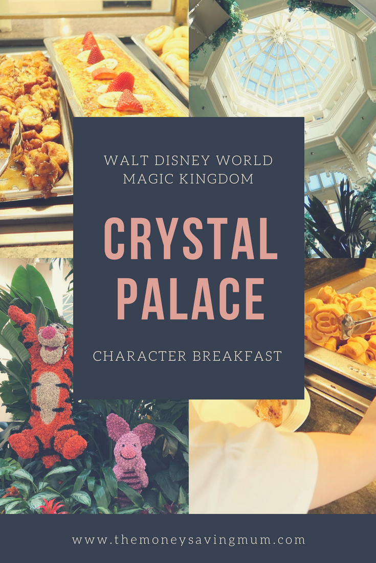 Crystal Palace | Magic Kingdom | character Breakfast review