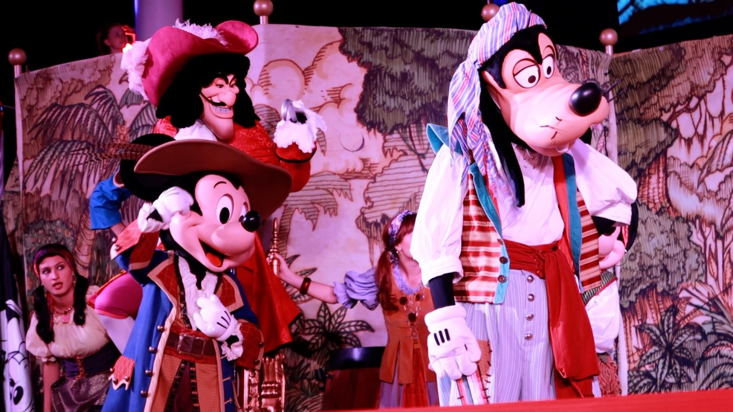 What's not to love on a Disney Cruise... my top 5!