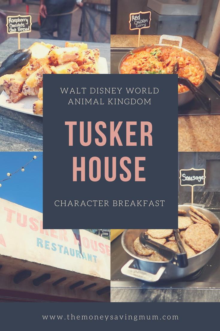 Tusker House Restaurant review | Animal Kingdom