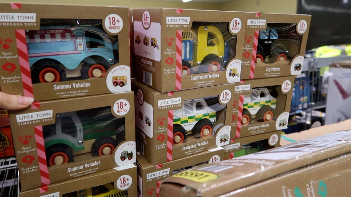 Aldi's Big Toy event starts today!
