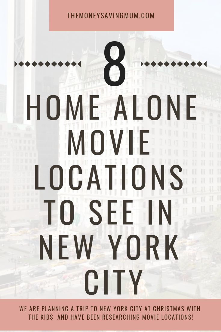 New York at Christmas | must see Home Alone film locations!