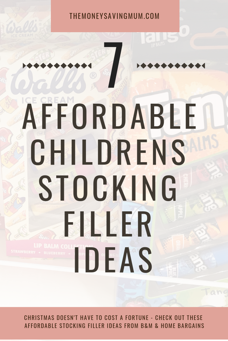 The best affordable stocking fillers for kids