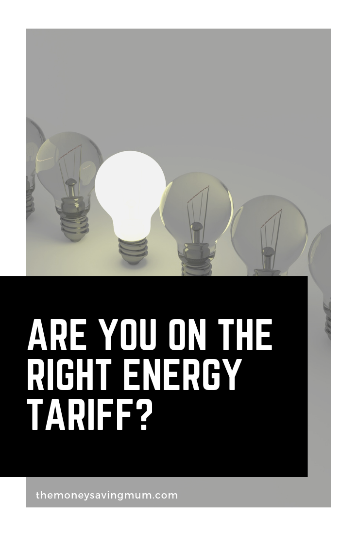 Energy prices & tariffs explained... can you save yourself some money?