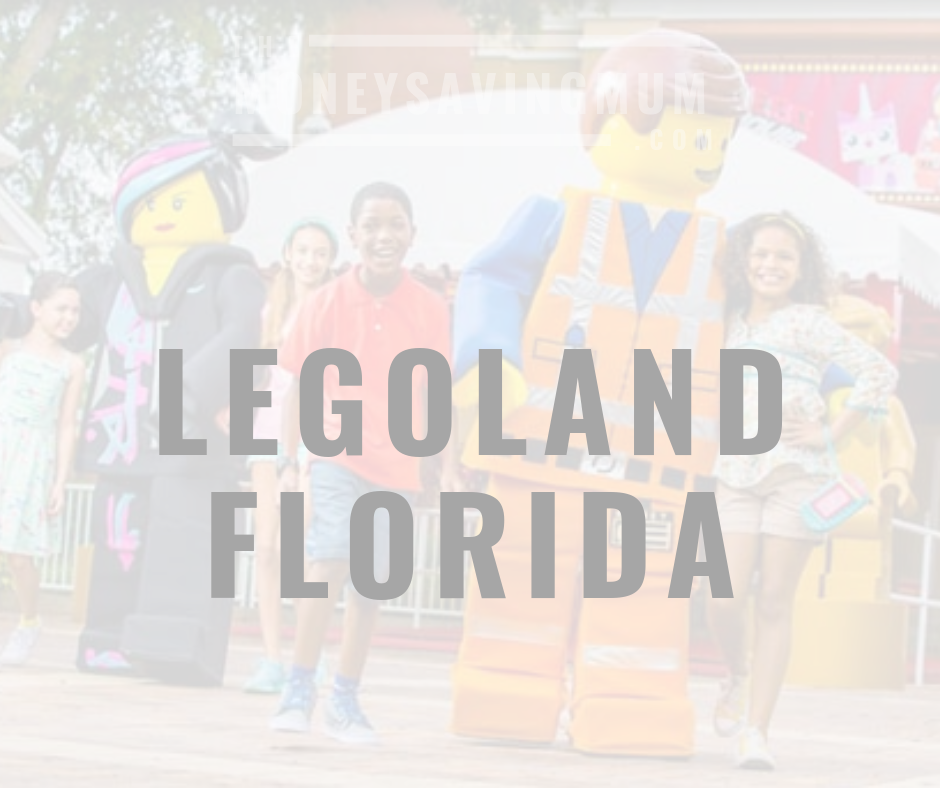 Click for the best tickets prices for admission to: Legoland Florida Legoland Florida water park