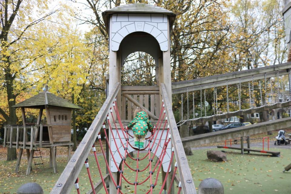 A-Z of free or cheap things to do in Yorkshire with kids | Valley Gardens in Harrogate