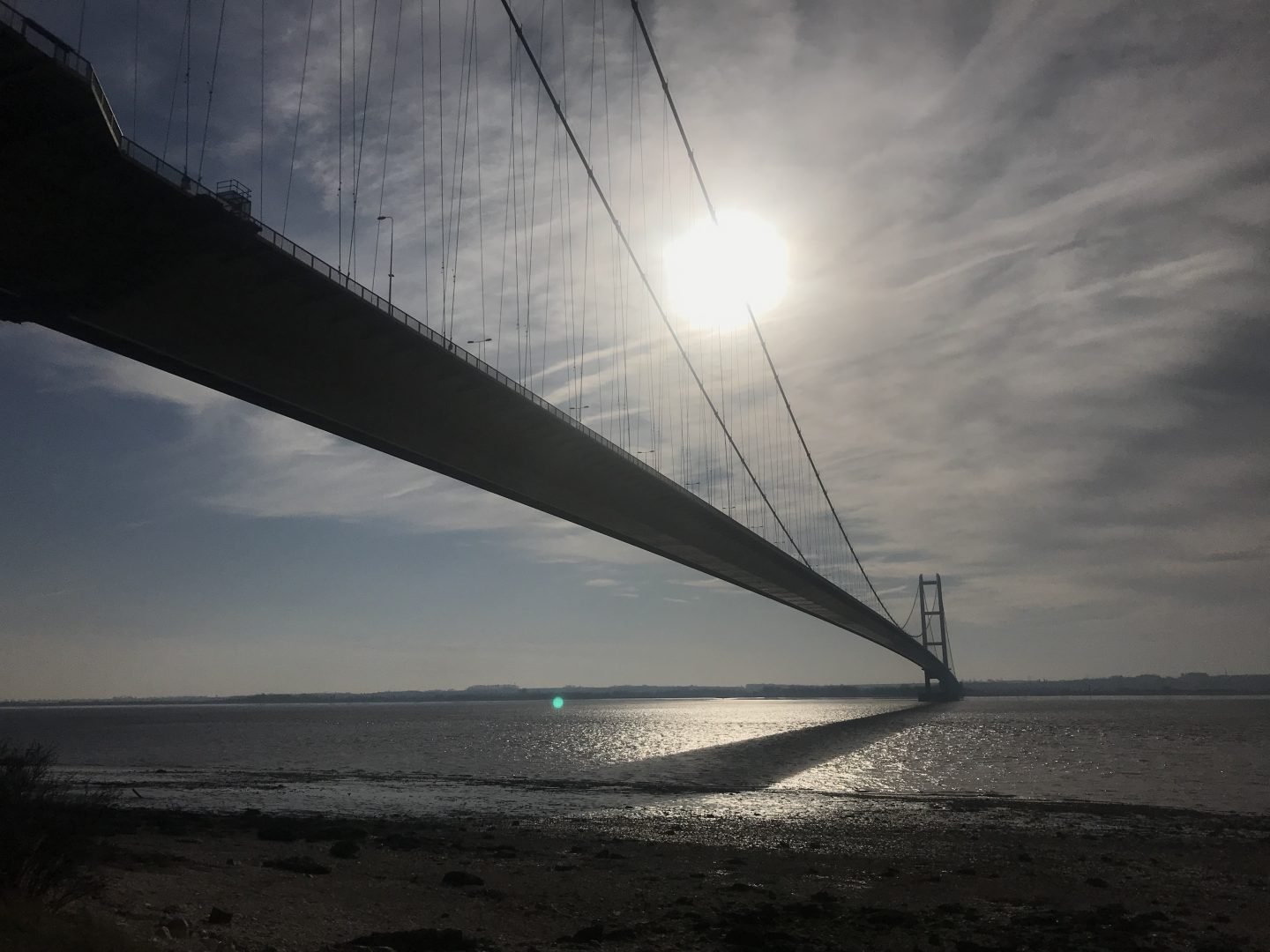 A-Z of free or cheap things to do in Yorkshire with kids | Humber Bridge