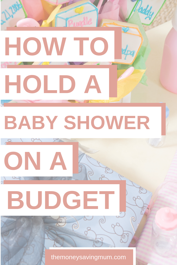 Baby showers don't need to be expensive to be super fun.. check out these hints and tips on how to hold a baby shower on a budget.
