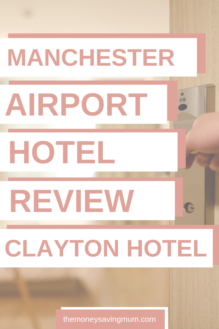 Manchester Airport hotel and parking: Clayton Hotel Manchester Airport