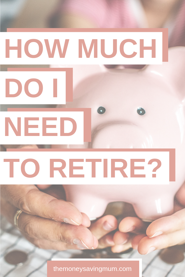 How much do I need to retire?