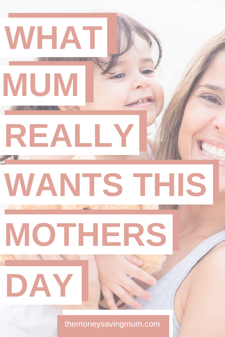 Mothers Day presents: what Mum really wants this Mothers day!
