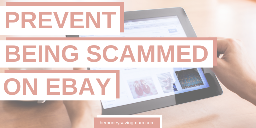 How to avoid getting scammed when buying on eBay