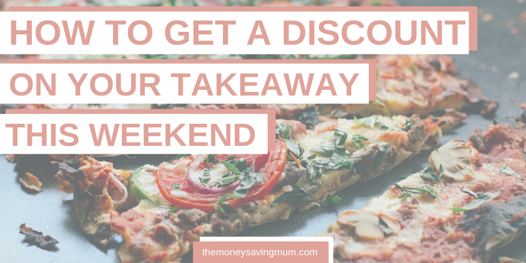 How to get a discount on your takeaway | Best frugal living tips this week #3