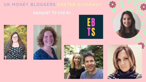 Easter M&S hamper giveaway